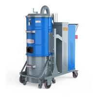 工业粉尘吸尘器380V大功率吸尘设备