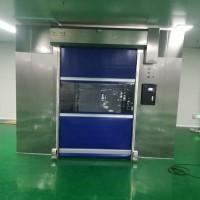 重庆风淋室类型 重庆自动卷帘门风淋室厂家