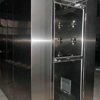 芜湖自动感应风淋室厂家定做 全自动单人双吹风淋室