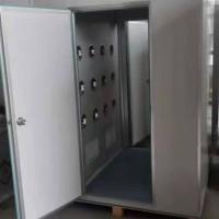 苏州双人双吹彩钢板风淋室报价 风淋室设备生产厂家