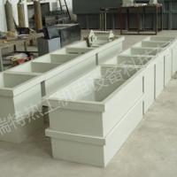 【陕西瑞特】 防腐蚀电镀槽/酸碱槽/电解槽 品质保证
