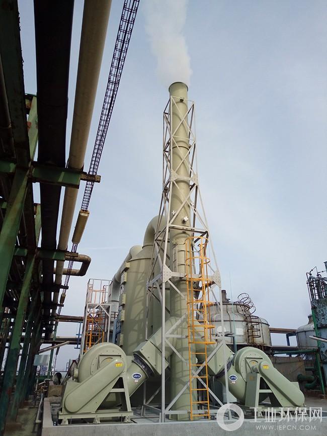 南京德司达酸碱废气处理