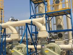 厦门联芯集成电路制造有限公司酸碱废气处理