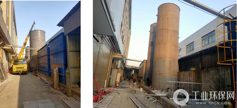 固相碳源深度脱氮技术应用案例-宁波镇海吉典食品厂